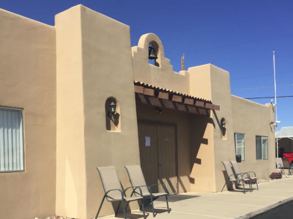Santa Fe RV Park Roofing Project